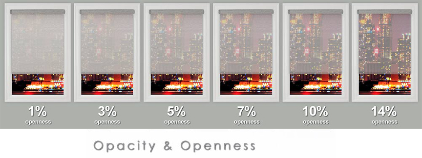 OPENNESS_roller shades