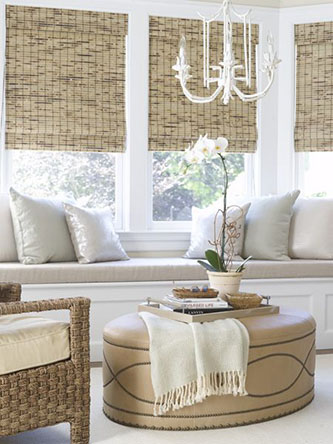 Natural Woven Shades Naples Bay Blinds Shutters Serving