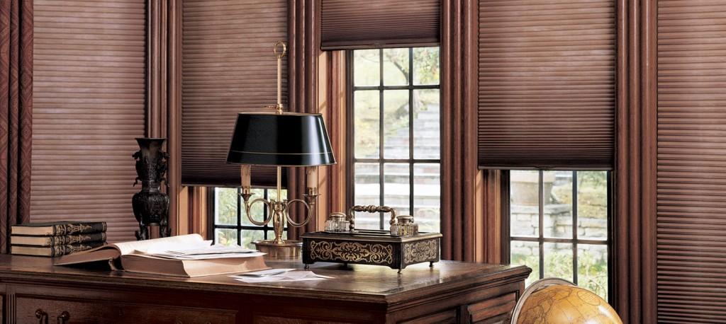 Naples Bay Honeycomb Shades